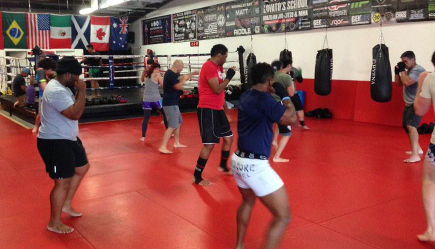 Muay Thai Kickboxing | Katy | Houston